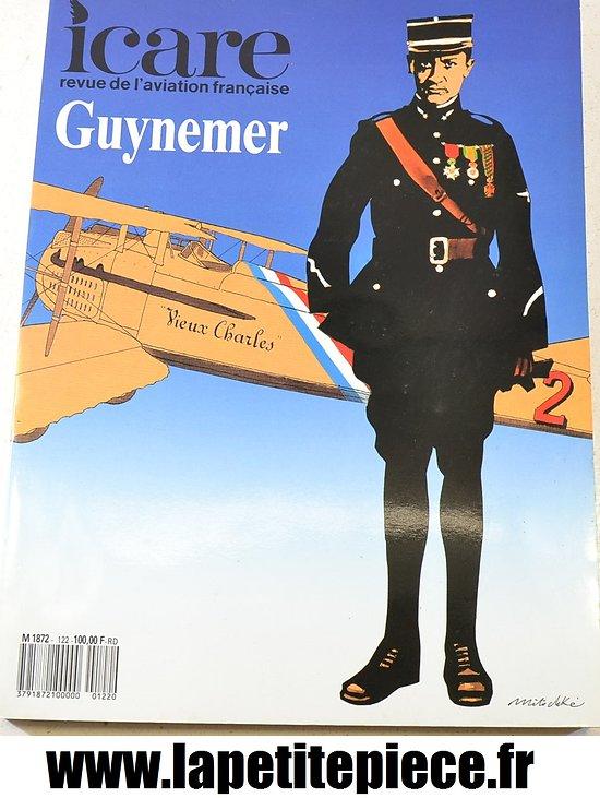 Guynemer et les Cigognes - livre - ICARE revue de l'aviation Française