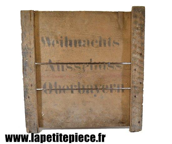 Côté de caisse Allemande Cadeaux de Noël - Première Guerre Mondiale