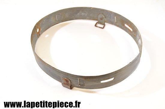 Cerclage de casque Allemand modèle 1942 daté 1943