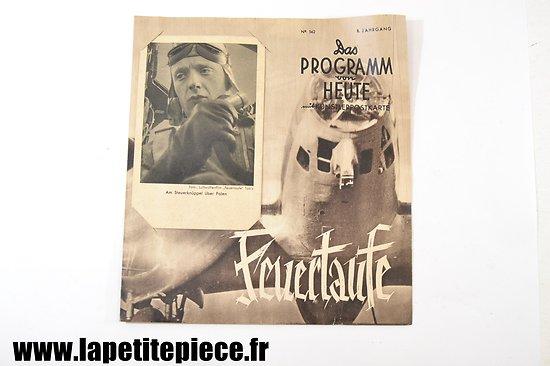 Livret patriotique Allemand 1939