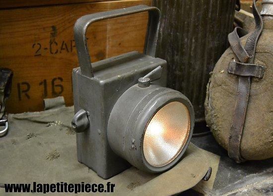 Lampe / lanterne électrique Allemande années 1930 - 1940
