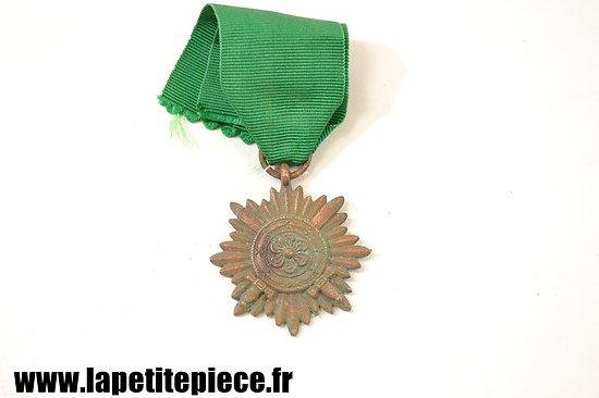 Médaille Ostvolk 2 Klasse (Peuples de l'Est)