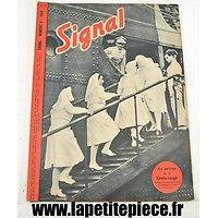 Signal numéro 6 Fr. - 1944 (magazine de propagande)
