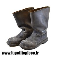 Paire de bottes taille 44 après Guerre, idéal reconstitution