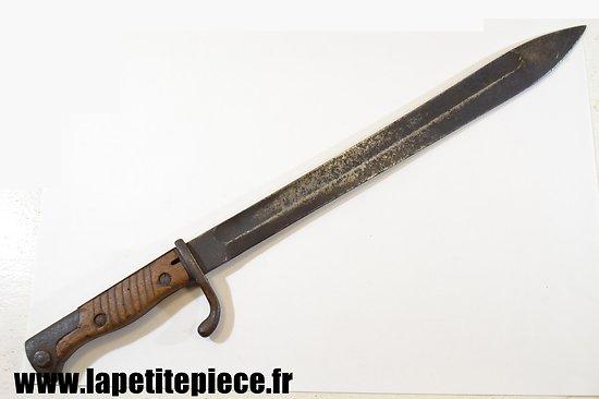 Baionnette Allemande 98-05 Waffenfabrik Mauser A.G. Oberndorf