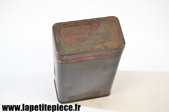 Boite de cacao Anglaise - ration Rowntree's
