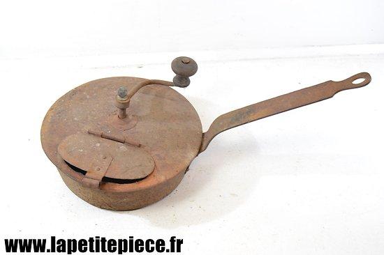 Torréfacteur à café époque Première Guerre Mondiale