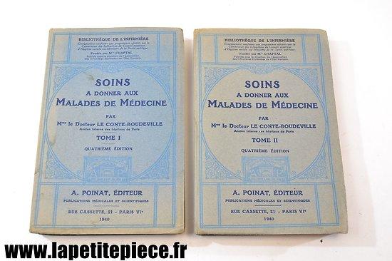 Manuel pour Infirmière 1940