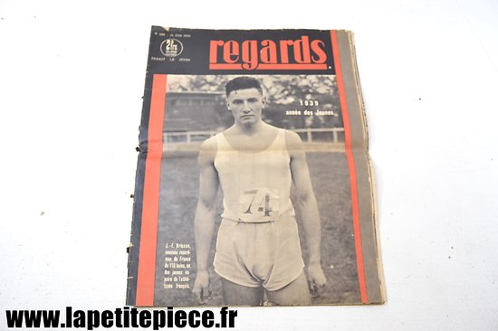 Revue sportive du 15 juin 1939 - Regards