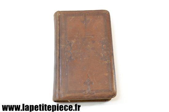 Missel Français époque Première Guerre Mondiale.