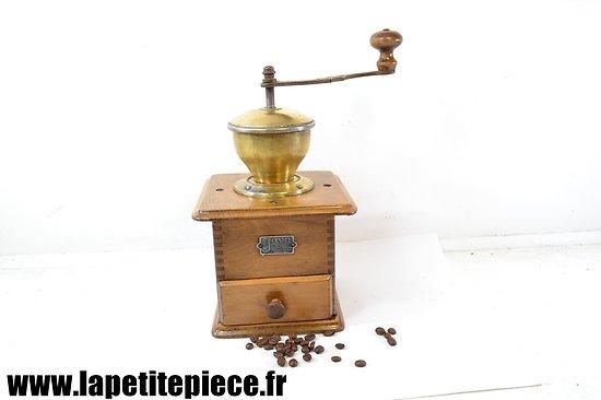 Moulin à café Allemand début 20e Siècle. JAVA Mahlwerk