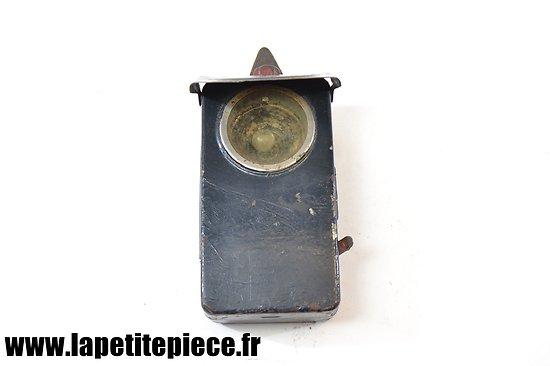 Lampe électrique de poche époque Deuxième Guerre Mondiale