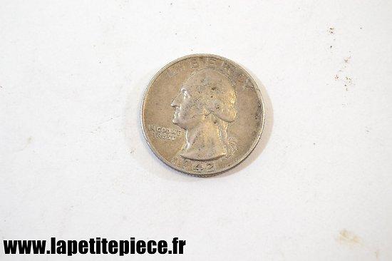 Monnaie américaine de 1942