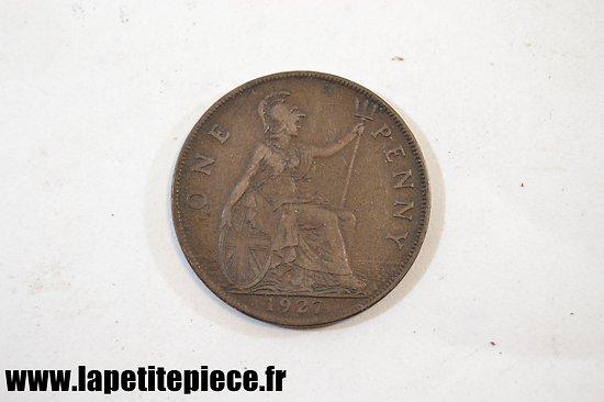 Monnaie anglaise Deuxième Guerre Mondiale