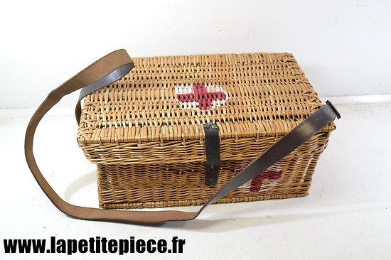 Repro panier médical - idéal reconstitution croix rouge