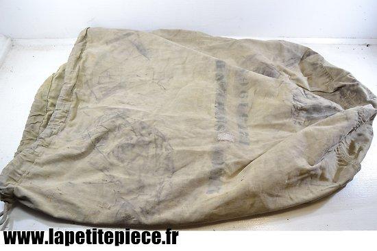 Sac à linge américain attribué au soldat Schenbart Leo - Bag Barrack OD