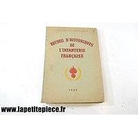 Recueil d'historiques de l'infanterie française 1949 - Commandant Andolenko