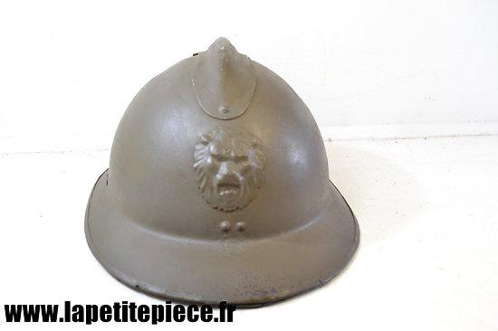 Casque Belge Deuxième Guerre Mondiale