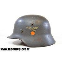 Casque Luftwaffe modèle 1935 aigle premier type