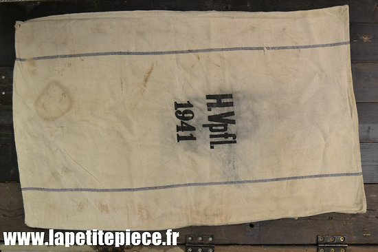 Sac à provisions Allemand H.Vpfl. 1941