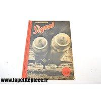 Signal numéro 3 Fr. - 1941 (magazine de propagande)