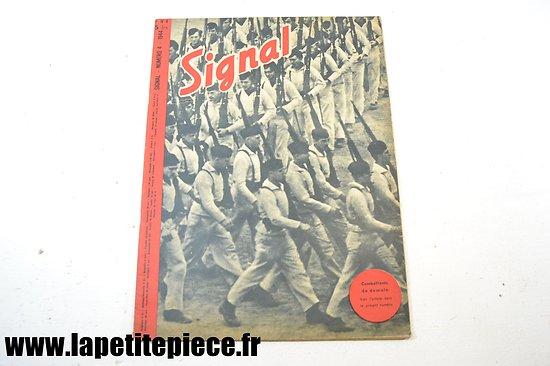 Signal numéro 4 Fr. - 1944 (magazine de propagande)