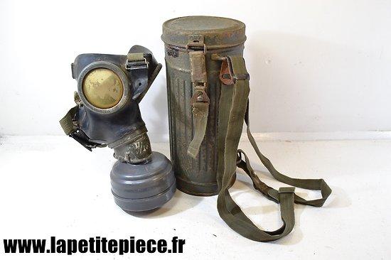Masque à gaz Allemand Deuxième Guerre Mondiale