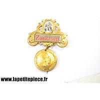 "Badge de réserviste différé Wilhelm II - Reservistenabzeichen "" Zurückgestellt """