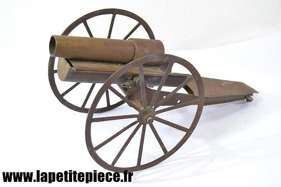 Canon / obusier artisanal, art de tranché / souvenir