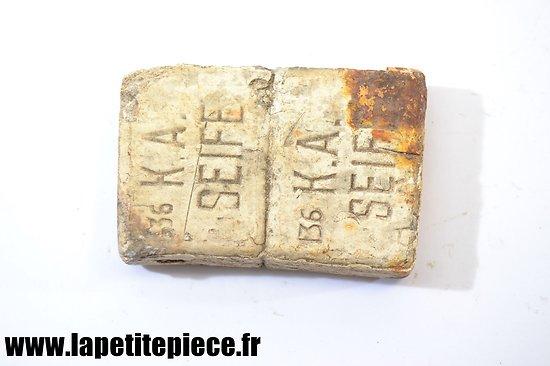Savon Allemand Première Guerre Mondiale. SEIFE 136 K.A.