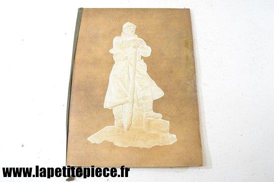 Fac-similés documents important 1914 - 1918 -  QUELQUES PIEUX SOUVENIRS D'UN RECENT PASSE.