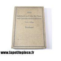 Manuel médical Allemand Deuxième Guerre Mondiale - 1937