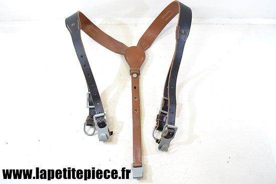 Repro brelage / bretelles de suspension / Tragegestell -  Allemand WW2