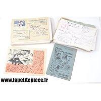 Lot correspondance prisonnier de Guerre Stalag VII B Memmingen