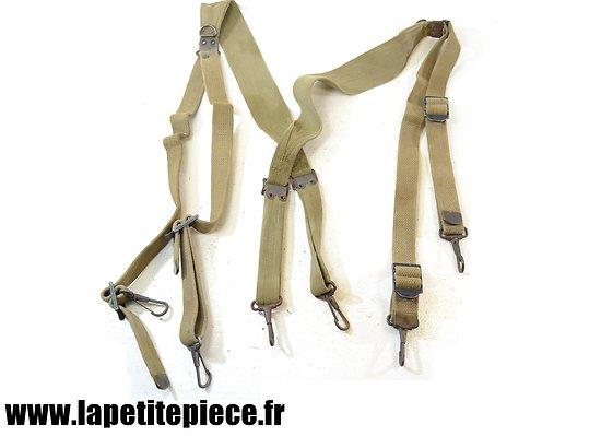 Bretelles de suspension US 1936 - Suspenders Belt M-1936