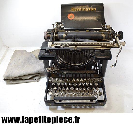 Machine à écrire Américaine 1926 - Remington #11