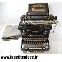Machine à écrire Américaine 1926 - Remington #11