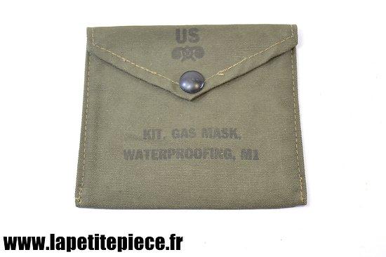 Etui gas mask waterproofing kit M1