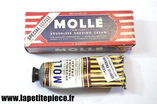 Crème à raser MOLLE Deuxième Guerre Mondiale