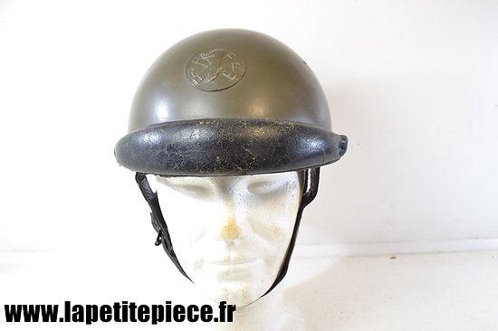 Casque Français modèle 1937 - Chars de combat - 1940