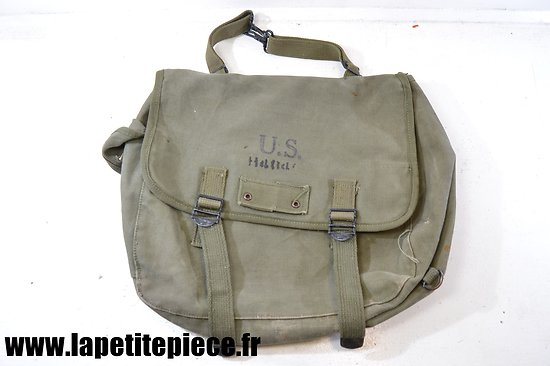 Musette US M-1936 - Bag canvas field OD M-1936