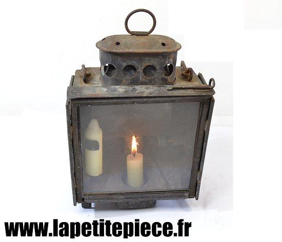 Lanterne Allemande Première Guerre Mondiale - Blendlat 07/12