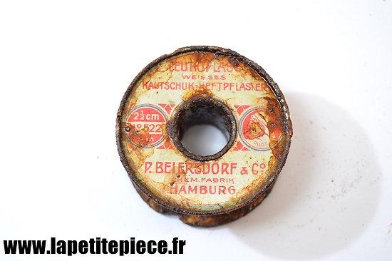 Adhésif médical Allemand Première Guerre Mondiale. P. Beiersdorf & Cie