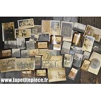 Série de photos Première Guerre Mondiale
