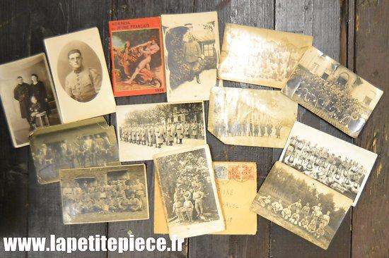 Lot photos Armée Française années 1920 - 1940.