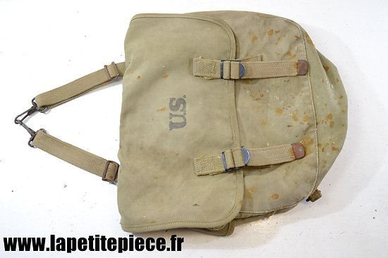 Musette US M-1936 - Bag canvas field OD M-1936