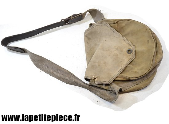 Sac cartouchière de cavalerie modèle 1915. France
