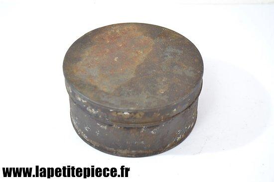 Boite à graisse pour trousse d'accesoires mortier Brandt de 60mm 1935