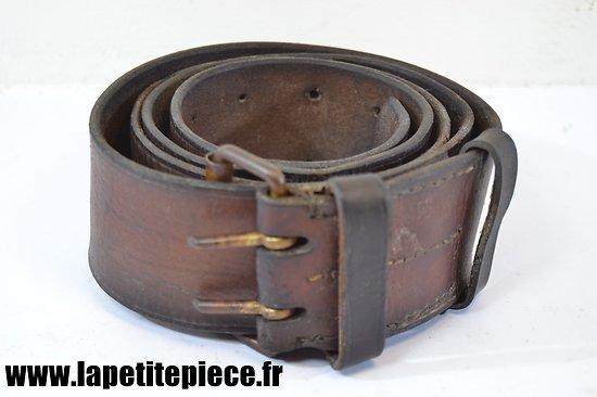 Ceinturon Français modèle 1914 - France Première Guerre Mondiale