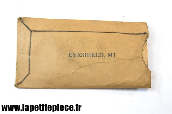 Lunettes consommables US - EYESHIELD M1 AIR SPRAY